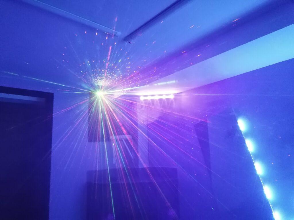 lasery biorę to